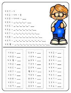 Portal Escola: Multiplicando Number Writing Practice, Writing Numbers, Math Games, Preschool Activities, 4th Grade Math Worksheets, School Frame, Math Multiplication, Math For Kids, Multiplication