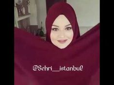 Cheap Fashion Women S Clothing Turkish Hijab Tutorial, Pashmina Hijab Tutorial, Turban Tutorial, Hijab Style Tutorial, Wedding Hijab Styles, Hijab Wedding Dresses, Video Hijab, Youtube Wedding, How To Wear Hijab