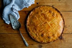 With its soft, buttery crumb, this classic French cake is similar to a giant shortbread, though moister and more tender Its hidden prune filling is traditional, although you can use other dried fruit, such as apricot, instead In France you sometimes even see bakers sandwiching melted chocolate or caramel between the layers