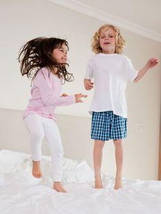 Jump for joy every morning with Hampton. http://www.shophampton.com