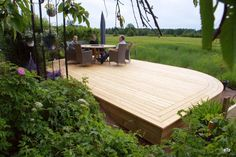 Rundad altan - Byggprojekt - Kategori 2-3 veckor - Nysågat