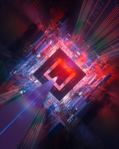 This HD wallpaper is about abstract, digital art, geometry, Original wallpaper dimensions is file size is 3840x2160 Wallpaper, Original Wallpaper, Graphic Illustration, Illustrations, Website Illustration, Neon Led, Desktop Background Images, Iphone Backgrounds, Cyberpunk Art