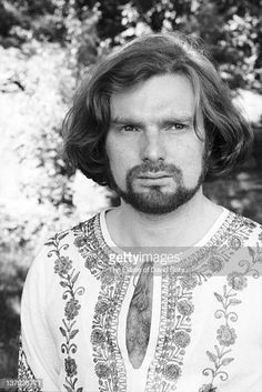 Van Morrison poses for a portrait in April 1970 in Woodstock New York Americana Music Festival, Woodstock New York, The Midnight Special, Roma Downey, Isle Of Wight Festival, John Lee Hooker, Irish Singers, Van Morrison, The Mike