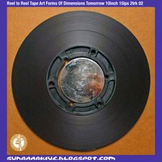Sun Ra Arkive: Sun Ra Reel To Reel Master Tapes from Ebay - Reel to Reel Tape Art Forms Of Dimensions Tomorrow 10inch 15ips 2trk 02