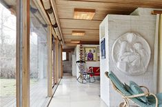 Architect Carl Nyrén´s own house