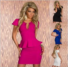 Hot Sale 4 Color M L XL XXL Lotus leaf lace sexy V-neck waist women dress clubwear patry dresses night club sexy dress http://cristinebennett.com/product/137/hot-sale-4-color-m-l-xl-xxl-lotus-leaf-lace-sexy-v-neck-waist-women-dress-clubwear-patry-dresses-night-club-sexy-dress