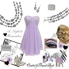 Feeling feminine in soft lilac and Premier Designs Jewelry! #pdstyle