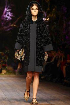 Dolce & Gabbana Ready To Wear Fall Winter 2014 Milan - NOWFASHION