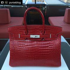 Birkin: o modelo mais caro da Hermès custa R$  1 milhão. Vem ver!