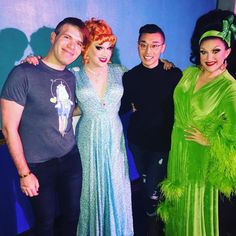 Wee so excited meeting and holiday show at . Jinkx Monsoon, Gay Couple, Creme, Holidays, Boys, Instagram, Fashion, Baby Boys, Moda