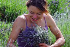Joanna Posoch wyprowadziła się na warmińską wieś, by założyć plantację lawendy