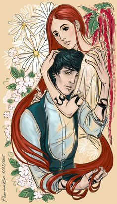 From phantomrin ...  cordelia carstairs, the last hours, the mysterious tlh, james herondale