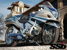 2008 Suzuki Hayabusa | Snail's Pace