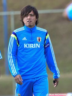 Yasuhito Endo - MF Japan National Team - 2014 FIFA World Cup Brazil