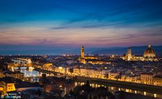 FLORENCE BY NIGHT by Stefano Termanini on 500px