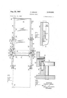 Patent US3336865 - Etching press - Google Patents