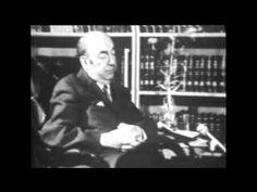 Gabriel García Márquez entrevista a Pablo Neruda - YouTube