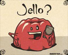 Jello - Brainless Tales