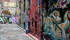 The graffiti lanes of Melbourne have been around for years, becoming a veritable hotspot for photo-snappingtouristsand an expression of the city's artistic leanings. From the zany to the beautiful to the disturbing, graffiti artwork covers the walls of laneway alleyswith not a brick left bare, and you can spot contributions from many renowned international street artists. Union Lane in Melbourne's city centre is just one example to check out.