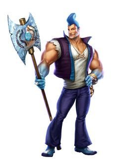 Ace, the pride of Tempra. Learn more about him here: http://www.youtube.com/watch?v=PpAfU2fqY2E #Gaming #MOBA