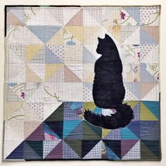 We are so excited to be posting a new Free Pattern Day.  Here is a purr -fectly wonderful collection of cat and dog quilts !  For 1000 more ...
