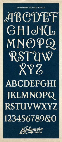 Pirate Font, Typography Letters, Lettering, Vintage Fonts, Glyphs, Ephemera, Roman, Inspiration, Alphabet
