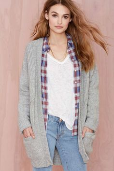 Just Female Play It Cool Cardigan