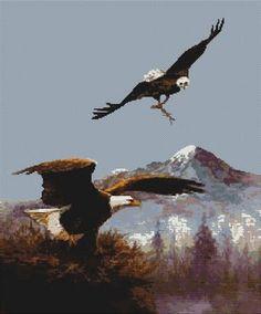 Eagle's Nesting Eagle Nest, Eagles, Bald Eagle, Bird, Crafts, Animals, Manualidades, Animales, Eagle