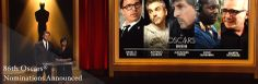 The 86th Annual Oscar Nominations January 16, 2014