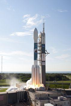 United Launch Alliance Delta II via NASA