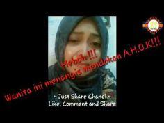 Viral.!!! Wanita muslim ini mendoakan A.H.OK sampai menangis
