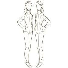 Woman body outline template outline templates create a perfect image result for body outline template maxwellsz