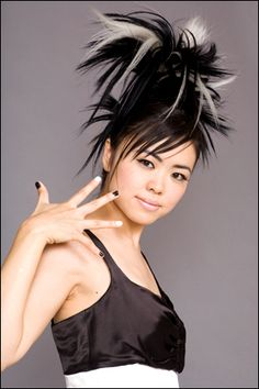 Hiromi - THE most talented pianist in the world right now. She is a woman to look up to.