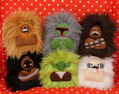 Star Wars Monsters - TOYS, DOLLS AND PLAYTHINGS
