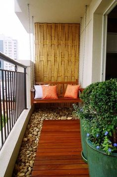 1000 images about apartment balcony decorating ideas on for Condo balcony ideas