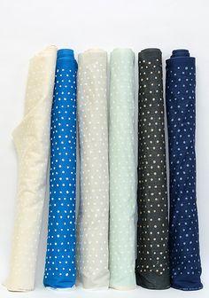 2013 BASIC - nani IRO ONLINE STORE    fabulous Japanese fabric store, subtle and tasteful prints