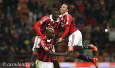 Milan vs Catania