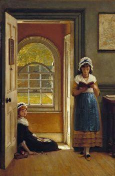 George Dunlop Leslie - Kept in School 1876