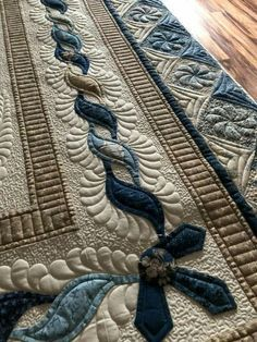 modern quilting designs Free Motion Quilting Designs For Borders Sewing Machines 20 Ideas Patchwork Quilting, Quilt Stitching, Longarm Quilting, Free Motion Quilting, Applique Quilts, Quilting Stencils, Quilting Room, Patchwork Bags, Machine Quilting Patterns