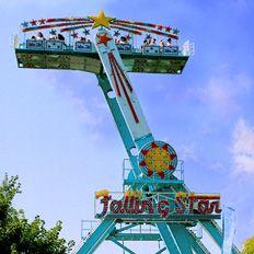 Adventureland Amusement Park, Des Moines, Iowa