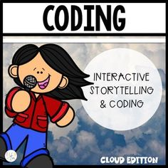 Weather and cloud unit: Looking for a comprehensive unit to teach teach your students interactive storytelling skills by coding using the app Scratch or Scratch Jr.? Teaching students storytelling and coding is a critical component to any 21st-century classroom.
