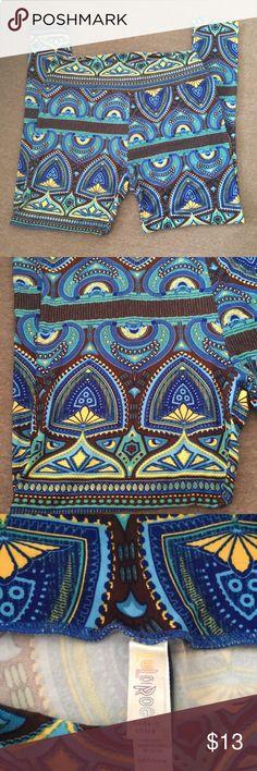 Lularoe high waisted leggings High waisted. Size: tall and curvy Never been worn. LuLaRoe Pants Leggings
