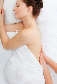 Are you an expectant mother or know someone who is? A #massage can assist with shorter, easier labor and shorten maternity hospital stays! #massagetherapy #prenatalmassage