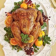Herb-Brined Creole Turkey Coastalliving.com