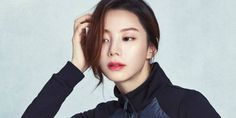 Actress Park Soo-jin is gorgeous in 'InStyle' Park Soo Jin, Korean Fashion, Actresses, Lifestyle, K Fashion, Female Actresses, Korea Fashion, Korean Fashion Styles