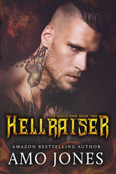 Release Blitz for Hellraiser by Amo Jones