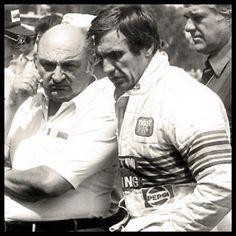Froilan Gonzalez y Carlos Reutemann