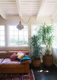 Somewhere I would like to live: Santa Monica Home / Old Brand New
