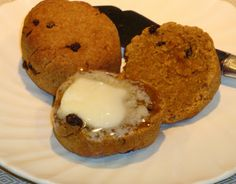 CARB WARS BLOG: PUMPKIN SPICE BISCUITS
