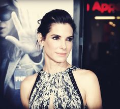 Actress Sandra Bullock attends the premiere of Warner Bros. Pictures' 'Our Brand…